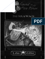 L5R (3rd Edition) - The Four Winds