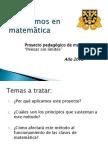 Avancemos en Matemáticas_PPT Sobre Metodo Singapur