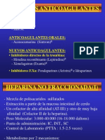 Anticoagulantes Tema 10