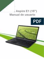 Acer User Manual 1.0 Es