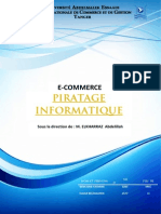 Rapport Piratage Informatique