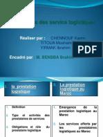 prsentationlesprestataireslogistiques-130430042612-phpapp01