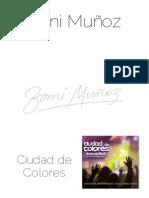 Letras - Ciudad de Colores