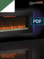 Classic Flame Pro - 2014 Catalog