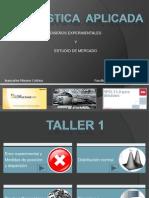 Taller 1 - Diseño de Experimentos I