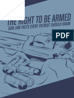 The Right to Be Armed