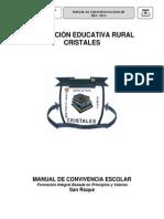 Manual Convivencia 2014