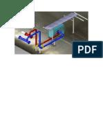Tubulação de Secagem de Ar
