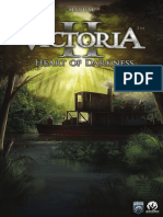 Victoria II Heart of Darkness_Manual