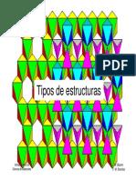 5-Tipos de Estructuras