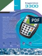 Datasheet i3300 Uk