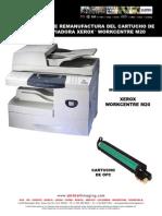 XeroxWorkcentreM20 Reman Span Opc