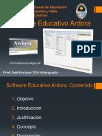 softwareeducativoardora-121025151559-phpapp02