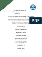 Universidad Tecnica de Amabato