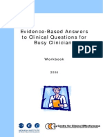 Monash Evidence Based Answers Pico1
