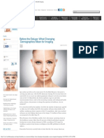 Before the Deluge_ What Changing Demographics Mean for Imaging _ Health Imaging