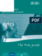 Acas Guide on Discipline and Grievances at Work_(April 11) Accessible Version May 2012