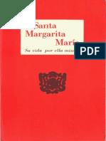 Santa Margarita María Su Vida Por Ella Misma