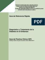 320GRR Diabetes en El Embarazo