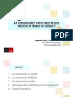 comunicacioncomoclaveatencionalcliente-140331105625-phpapp02