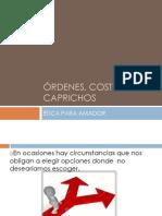 Ordenes Costumbres y Caprichos (2)