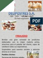 Delipostres.s.a.