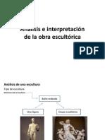 Analisis de Una Obra Escultorica.