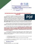 Guía Estudios Aguas Residuales CEPIS