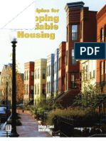 Principles for Affordable Housing