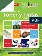 Catalogo Bio Toner