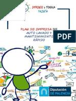 Plan de Empresa Autolavado Pit Stop