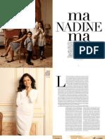 Nadine Heredia Entrevista