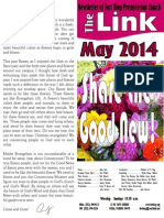 May 2014 LINK Newsletter