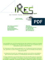 Ecuador Proyecto Reciclaje Neumaticos Fuera de Uso y Producción de Pavimentos