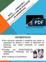 BIOTRANSFORMACIÓN y Posología de Fármacos