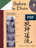 (E-book) Katori Shinto Ryu - Le Sabre Et Divin - By Risuke Otake - 01