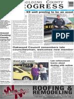Paulding County Progress April 30, 2014