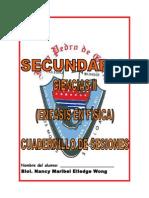 Cuadernillo de Sesiones de Ciencias II Enfasis en Fisica Fray Pedro de Gante