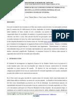 Características Sísmicas de Las Construcciones de Tierra en El Perú