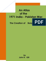 An Atlas of the 1971 India - Pakistan War
