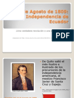 10 de Agosto de 1809.ppt