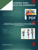 PROGRAMA de Psiologia