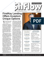 CashFlow Express - Why Wait for Wealth! It's Here... Featuring Randy Reiff, CEO of FirstKey Lending