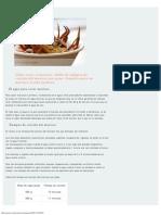 Cocer Marisco -Técnicas de Cocina - Secocina Secocina