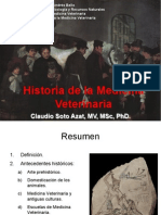 Historia de La Med Vet
