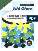 Taiichi Ohno - O Sistema Toyota de Produção[1]