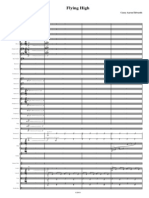 Flying High - Conductor Score