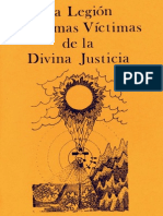 La Legión de Almas Víctimas de La Divina Justicia