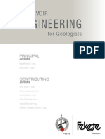 Reservoir Engineering for Geologists - Fekete