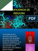 Insuficiencia de Insulina TUTORIA